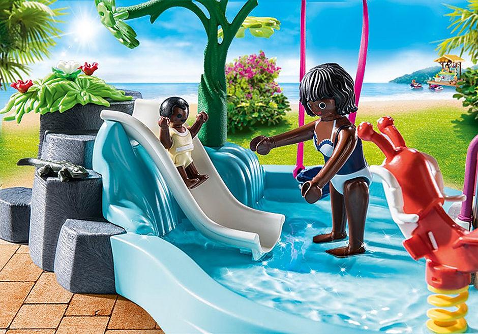70611 Pataugeoire avec bain à bulles  detail image 5