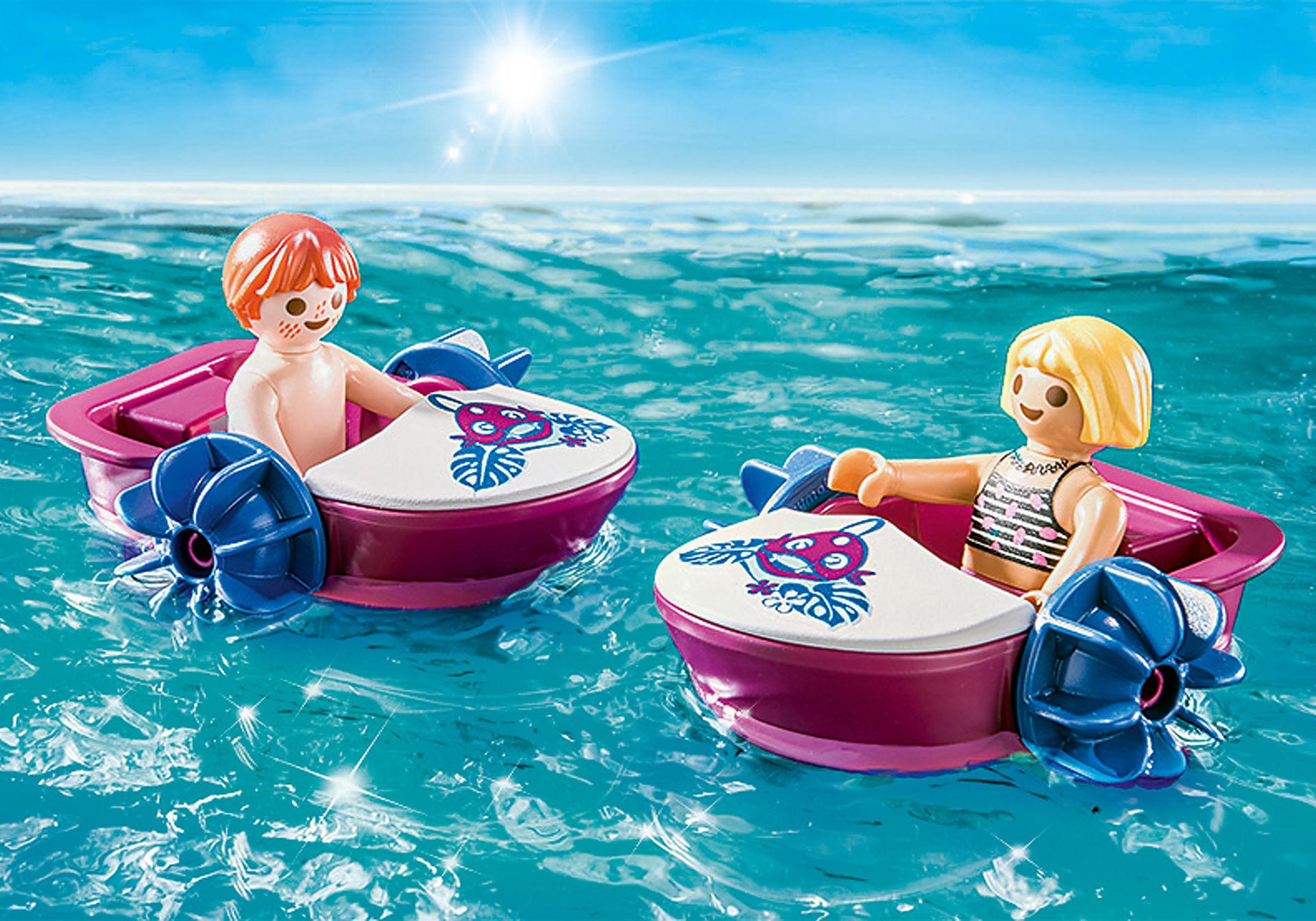 70612 Bar flottant et vacanciers zoom image4