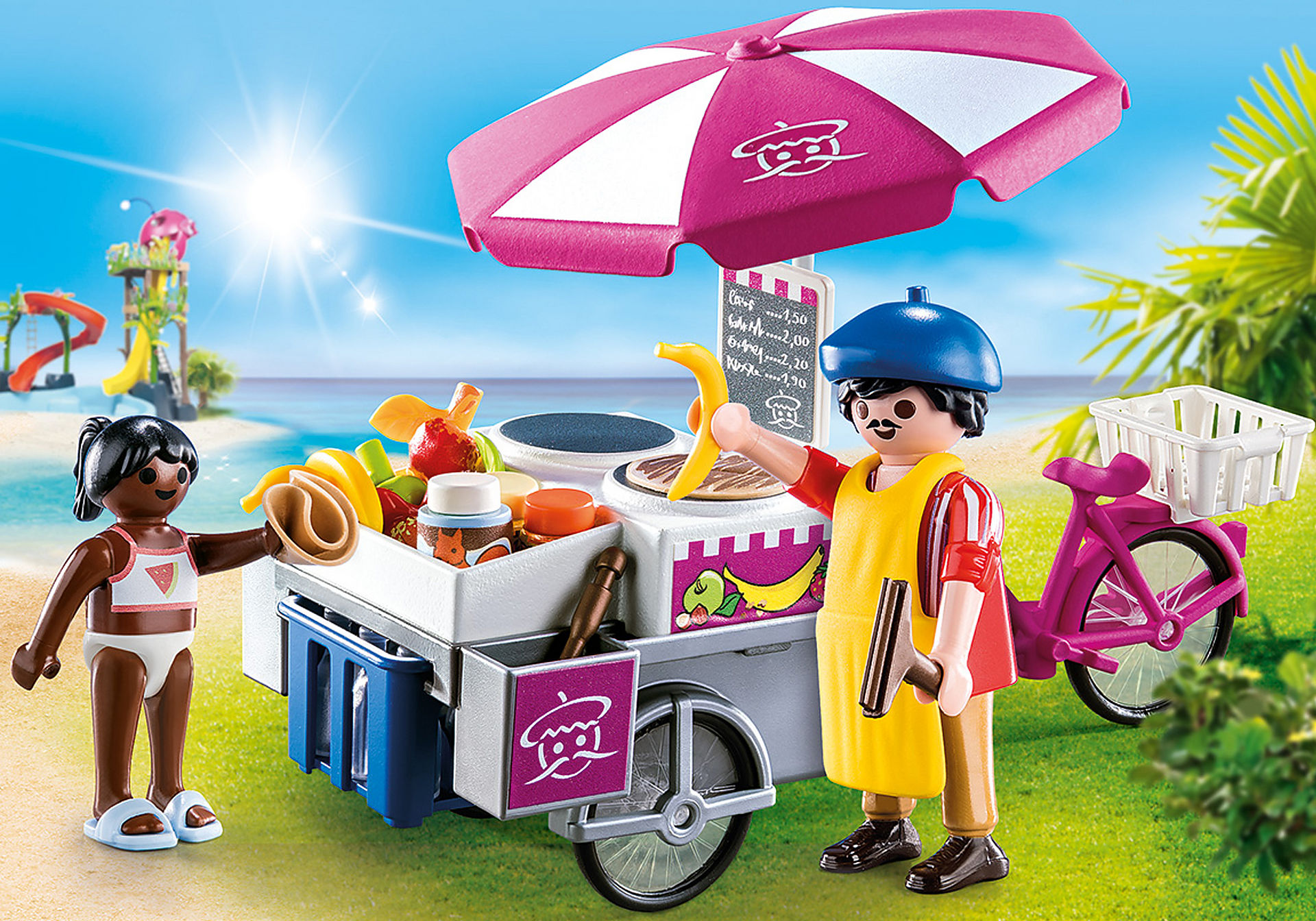 70614 Mobiler Crêpes-Verkauf zoom image1