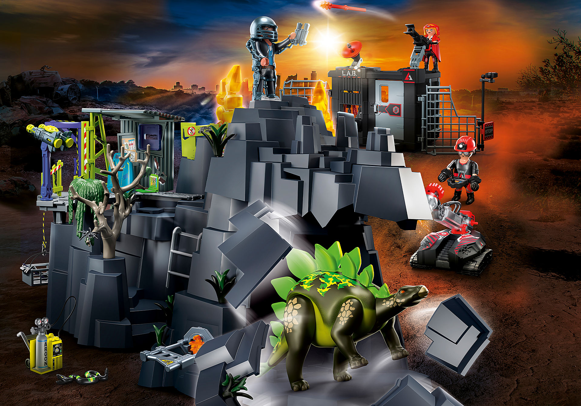 70623 Dino Rock zoom image1