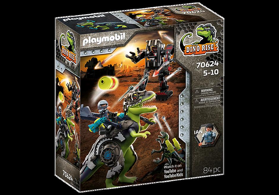 70624 Tyrannosaurus rex: jättiläisten taistelu detail image 3