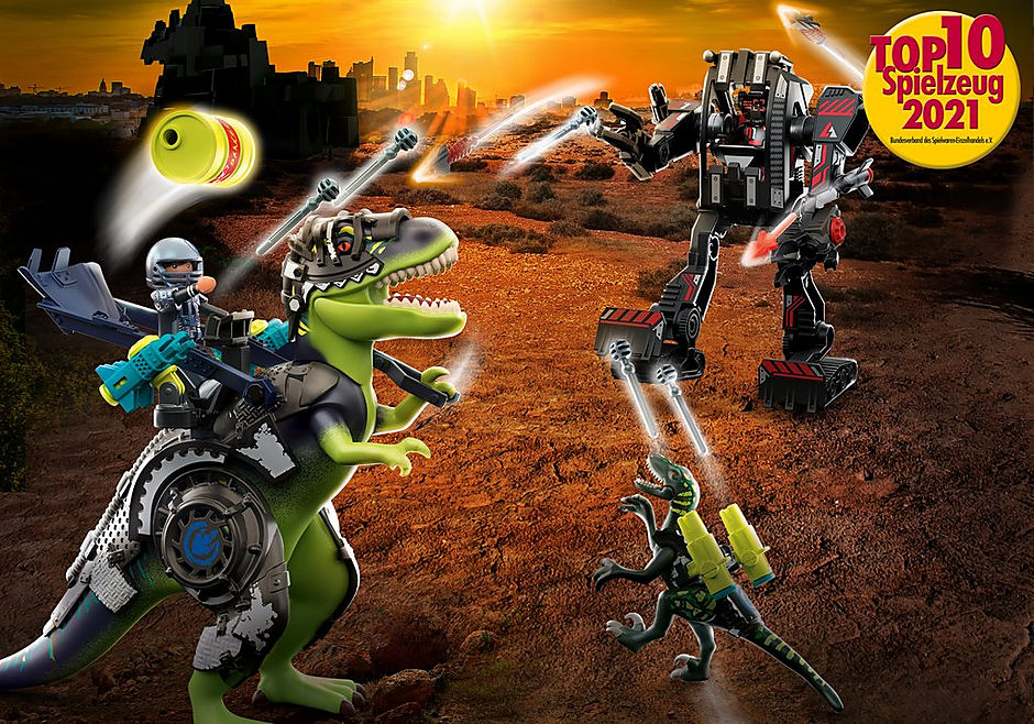 70624 T-Rex: Gefecht der Giganten detail image 1