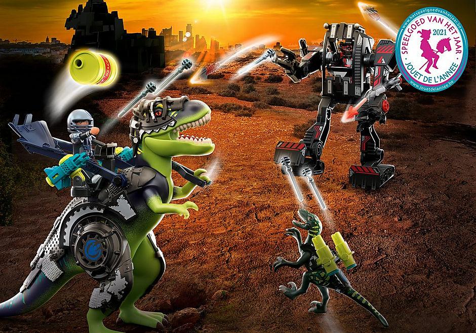 70624 T-Rex: gevecht der giganten detail image 1