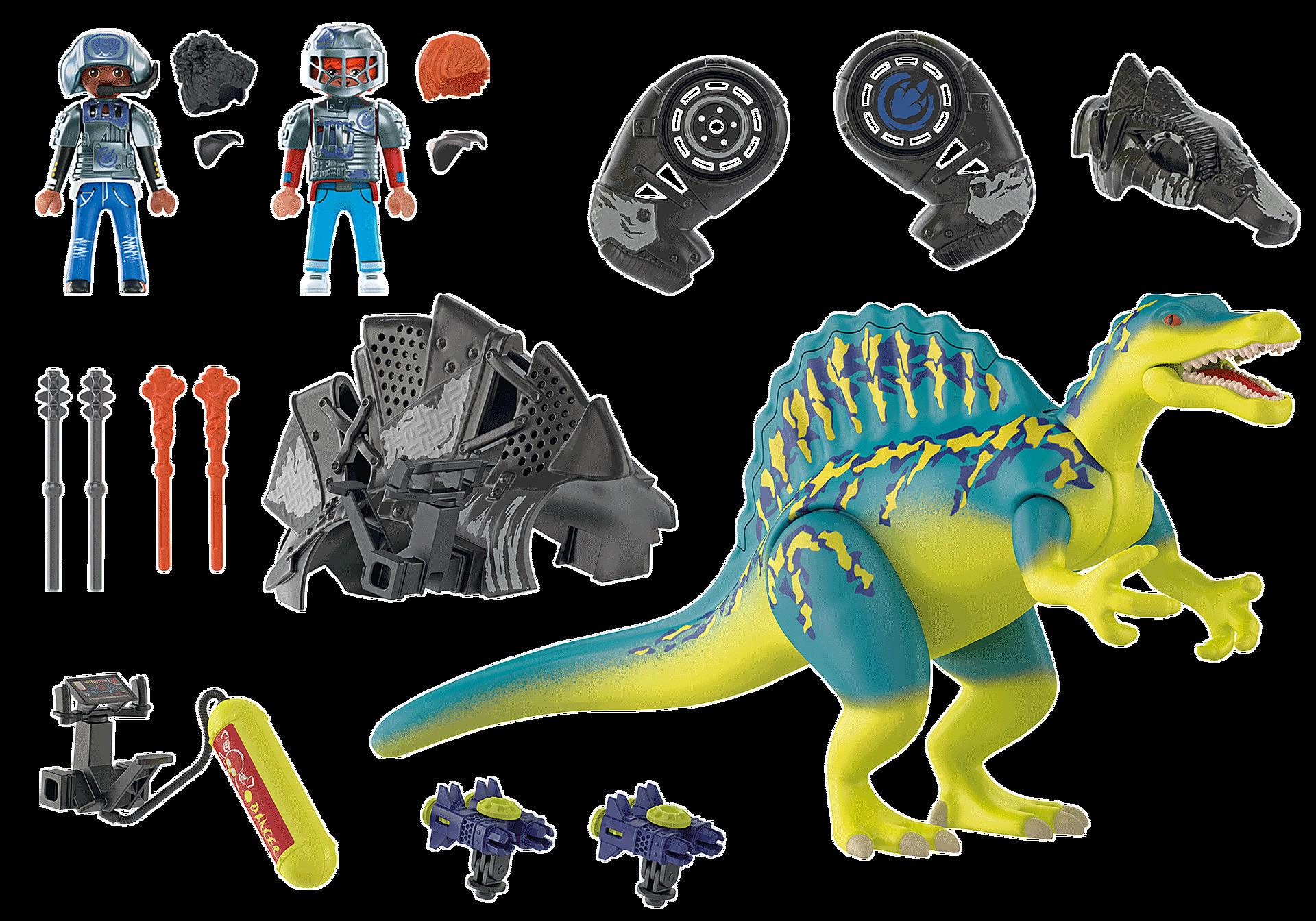 70625 Spinosaurus: Doble poder de defensa zoom image4