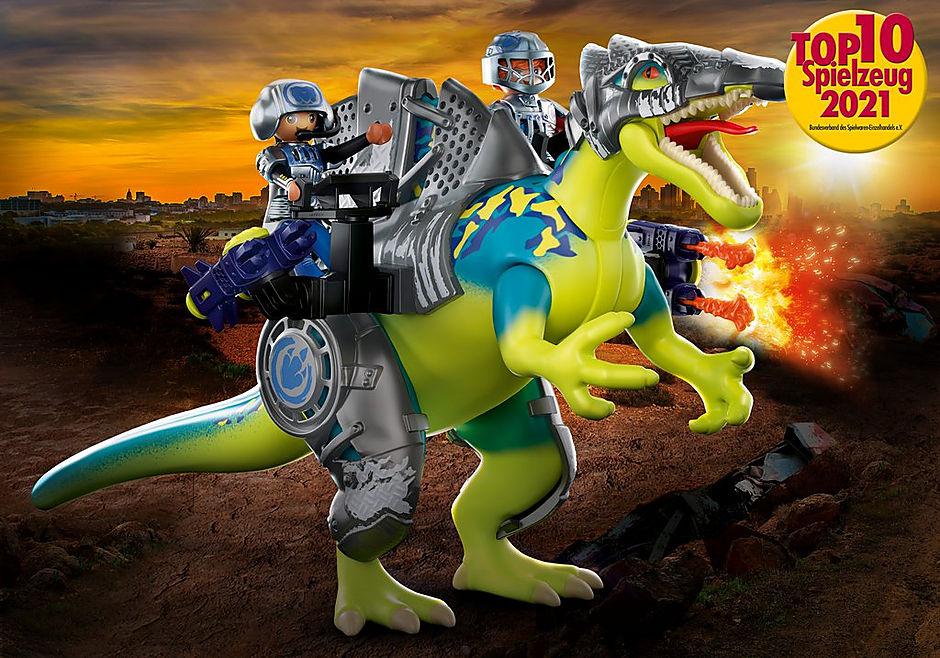 70625 Spinosaurus: Doppelte Verteidigungs-Power detail image 1