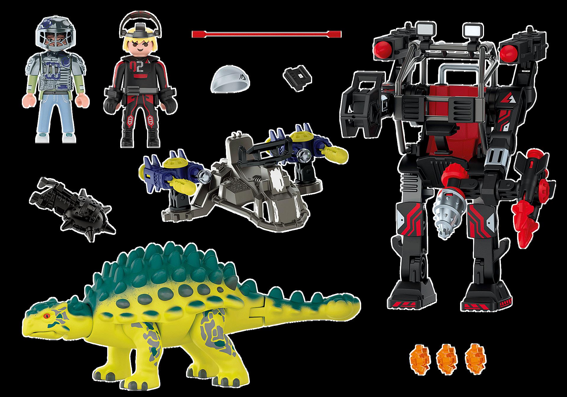 70626 Anchilosauro: difesa del guerriero zoom image4
