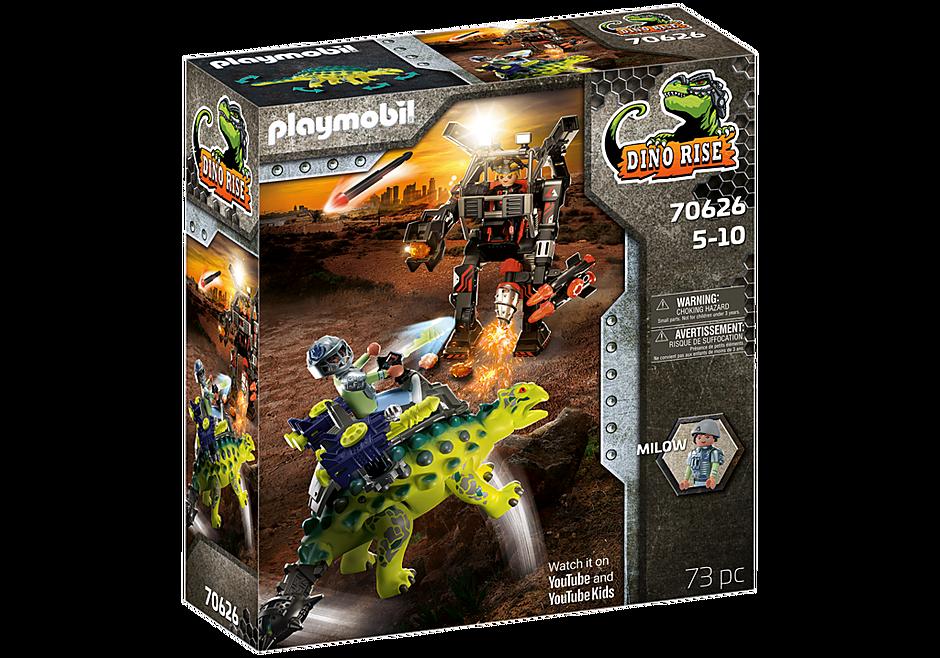 70626 Saichania et Robot soldat detail image 3