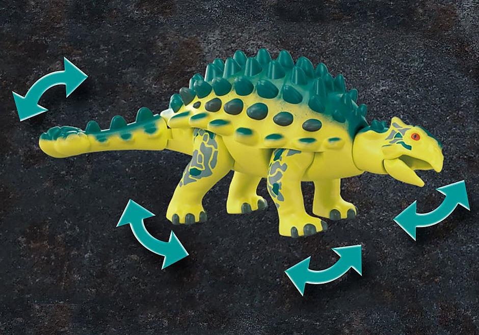 70626 Anchilosauro: difesa del guerriero detail image 5