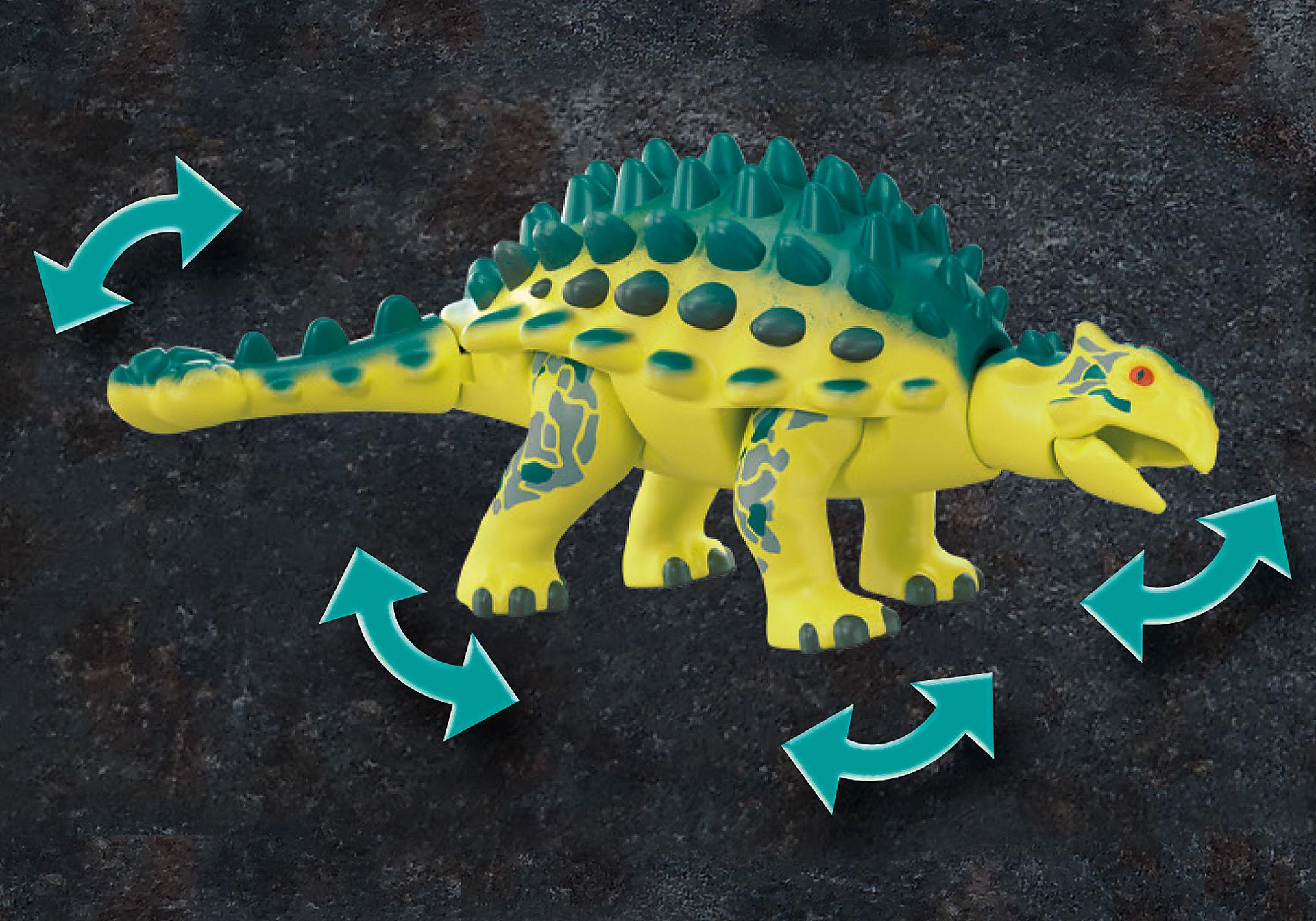 70626 Anchilosauro: difesa del guerriero zoom image5