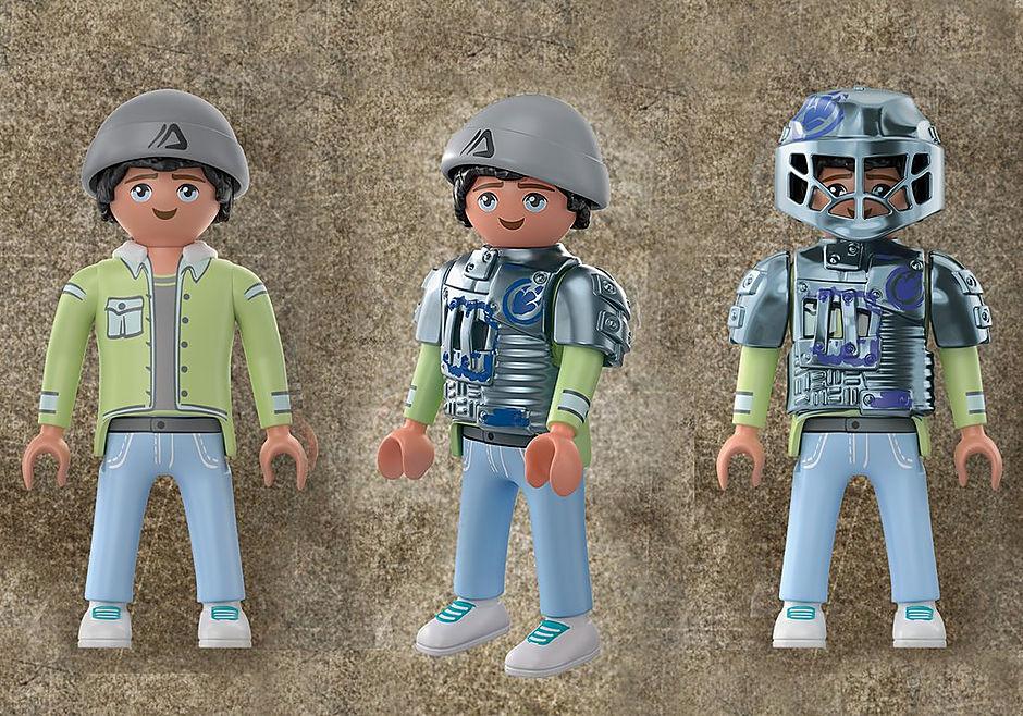 70626 Saichania et Robot soldat detail image 6