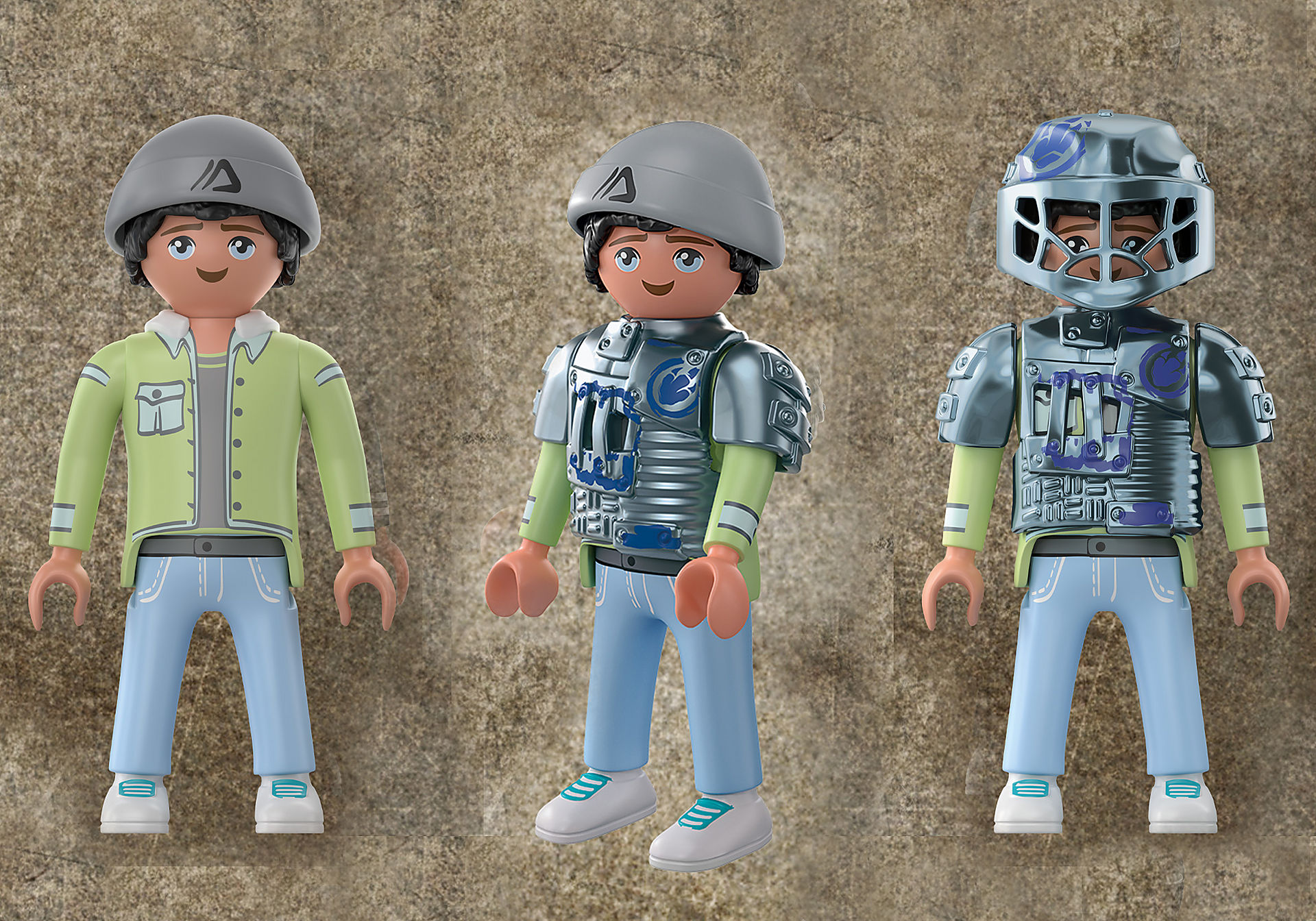 70626 Saichania et Robot soldat zoom image6