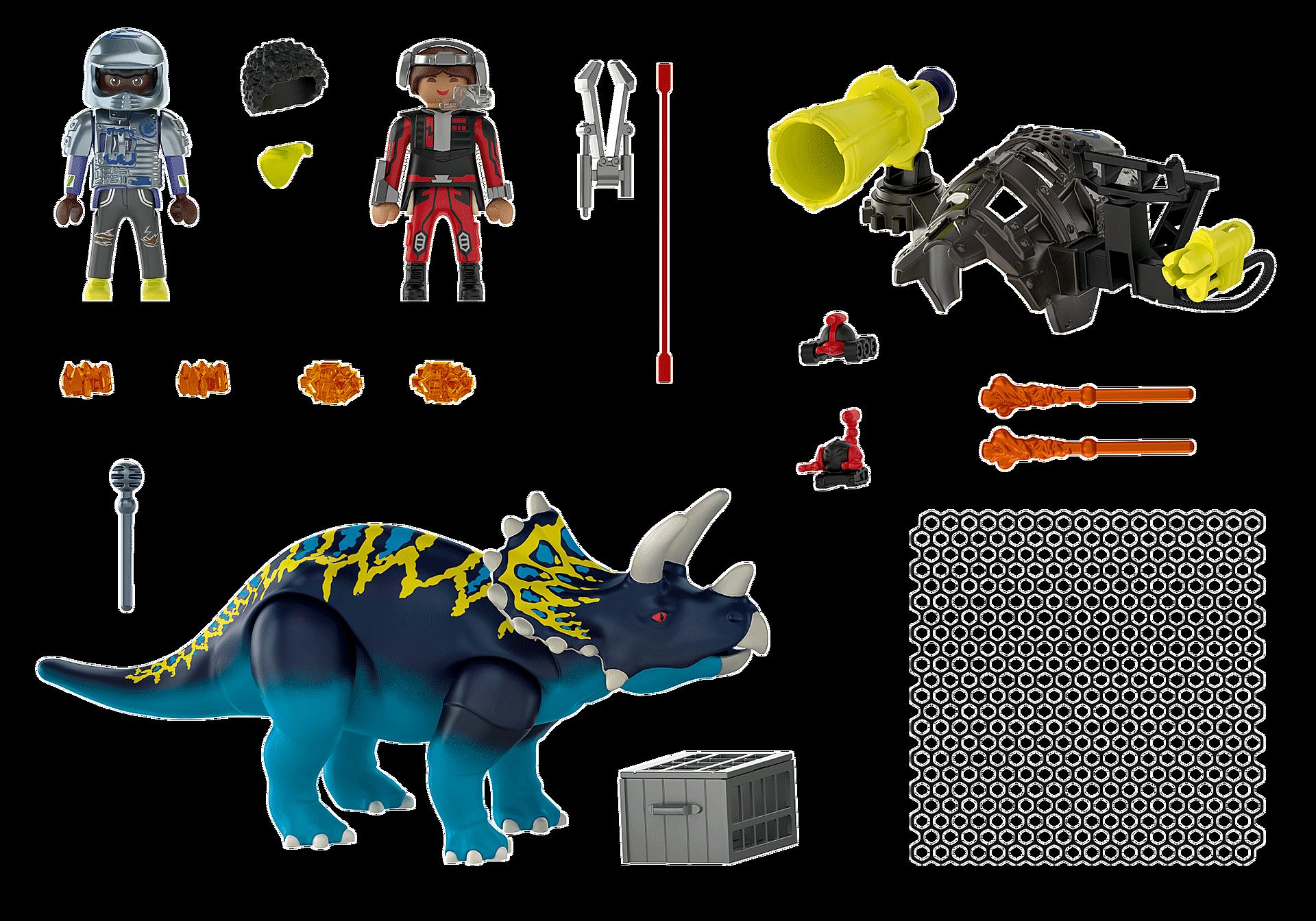 70627 Triceratopo: assalto alle pietre leggendarie zoom image4