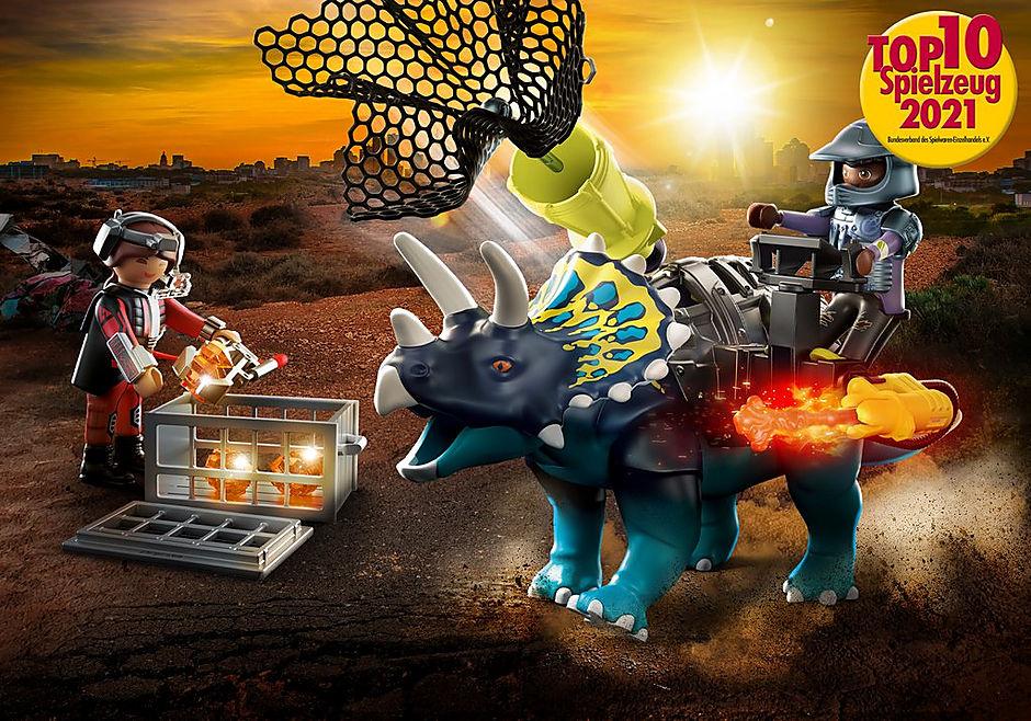 70627 Triceratops: Randale um die legendären Steine detail image 1