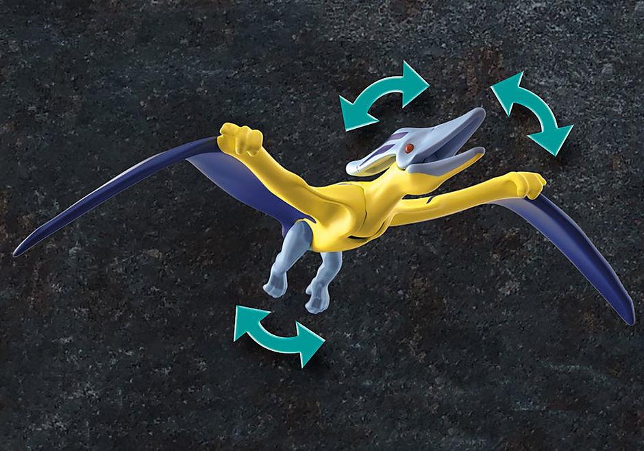70628 Ptéranodon et drone detail image 5