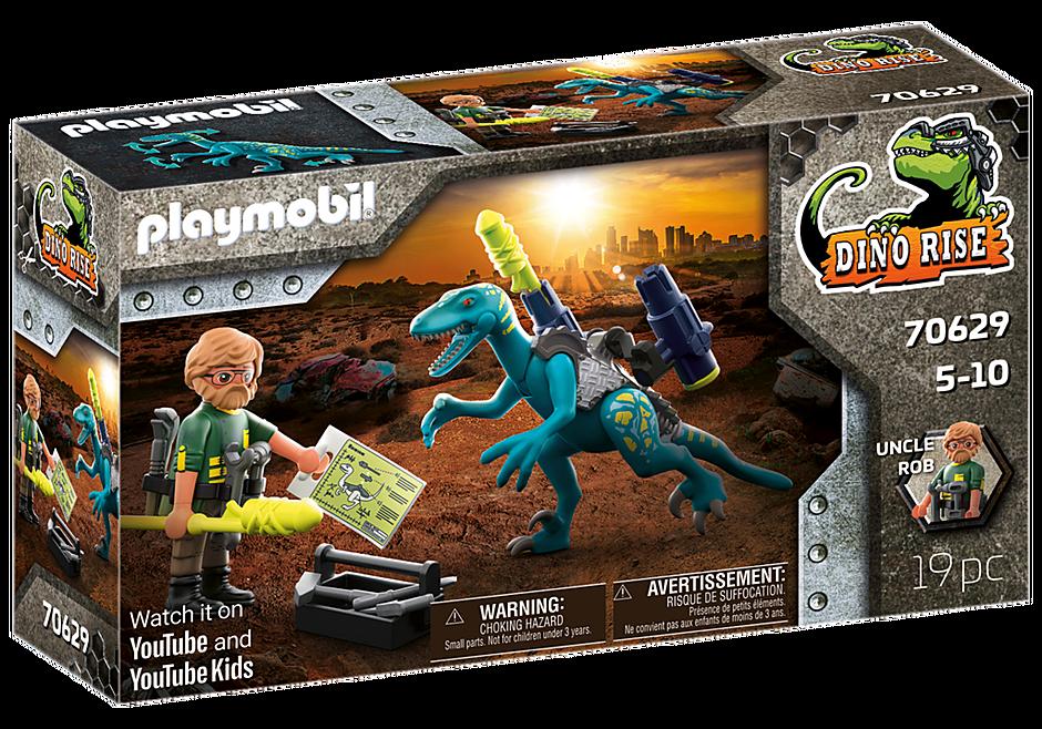 70629 Deinonychus: Ready for Battle detail image 2