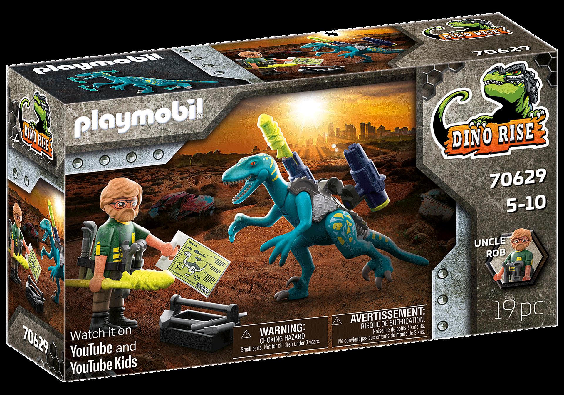 70629 Deinonychus: Ready for Battle zoom image2