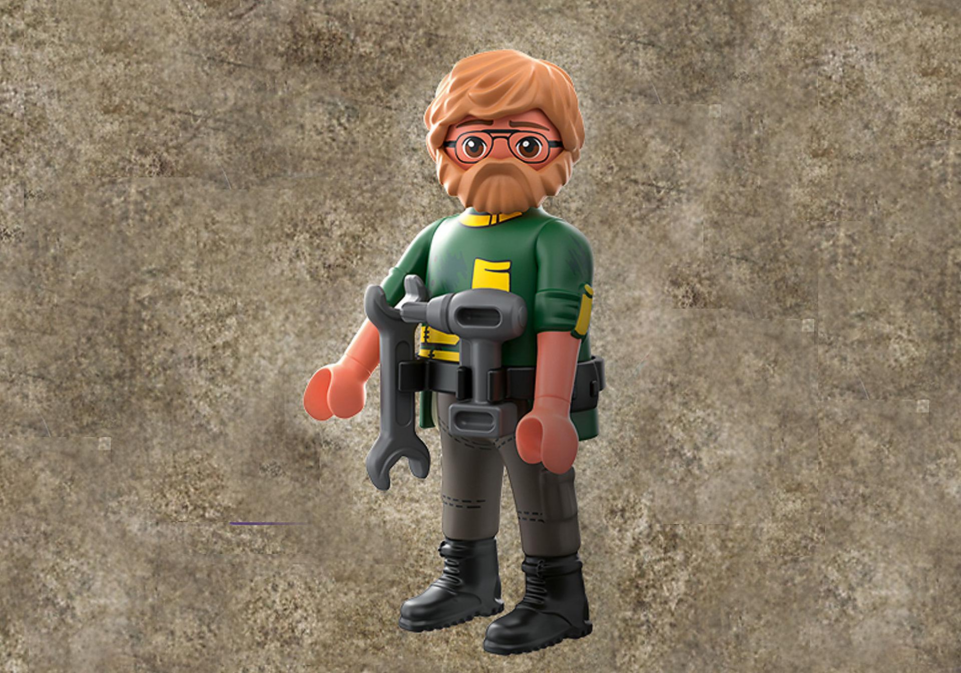 70629 Uncle Rob: bewapenen voor de strijd zoom image6