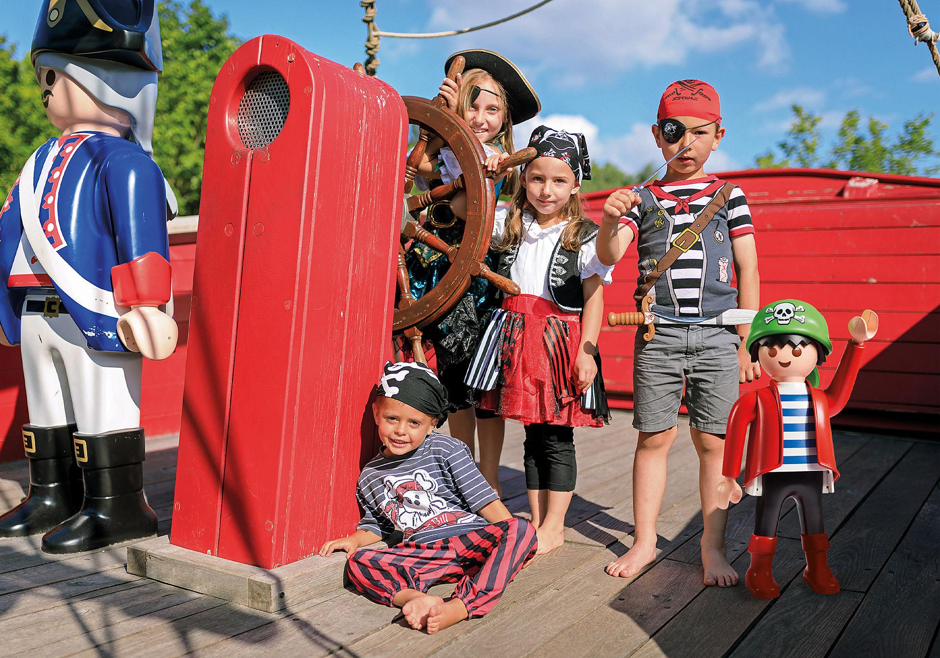 70631 PLAYMOBIL - Funpark XXL Rico zoom image5