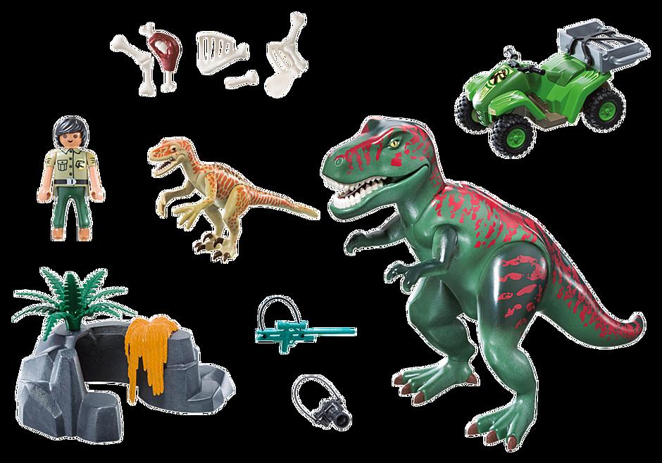 70632 T-Rex Angriff detail image 4
