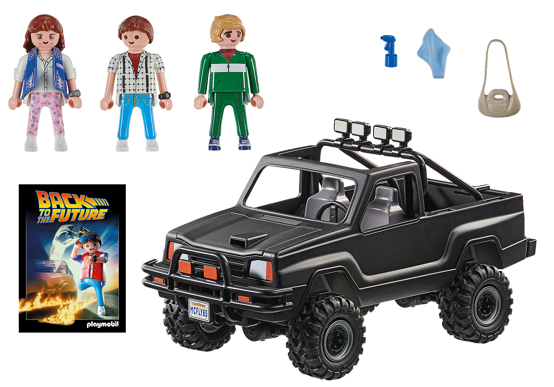 70633 Back to the Future Marty's pickup truck zoom image3