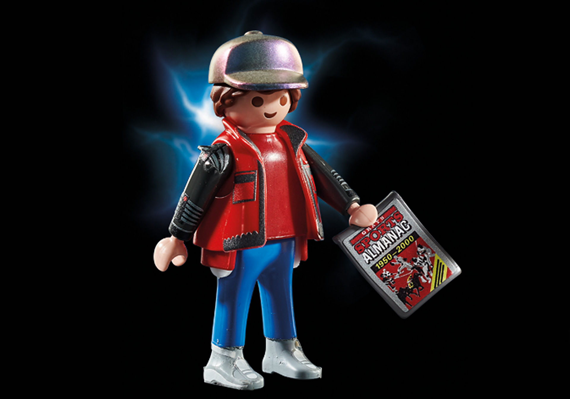 70634 Back to the Future Part II Hoverboard-jagten zoom image6