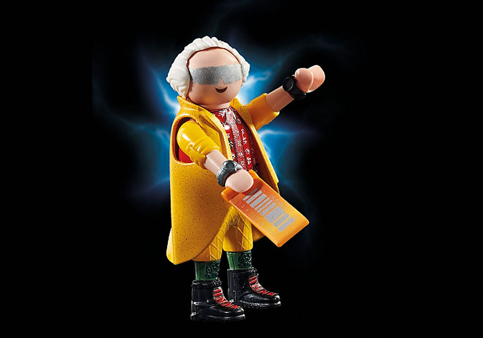 70634 Back to the Future Part II Hoverboard Chase detail image 7