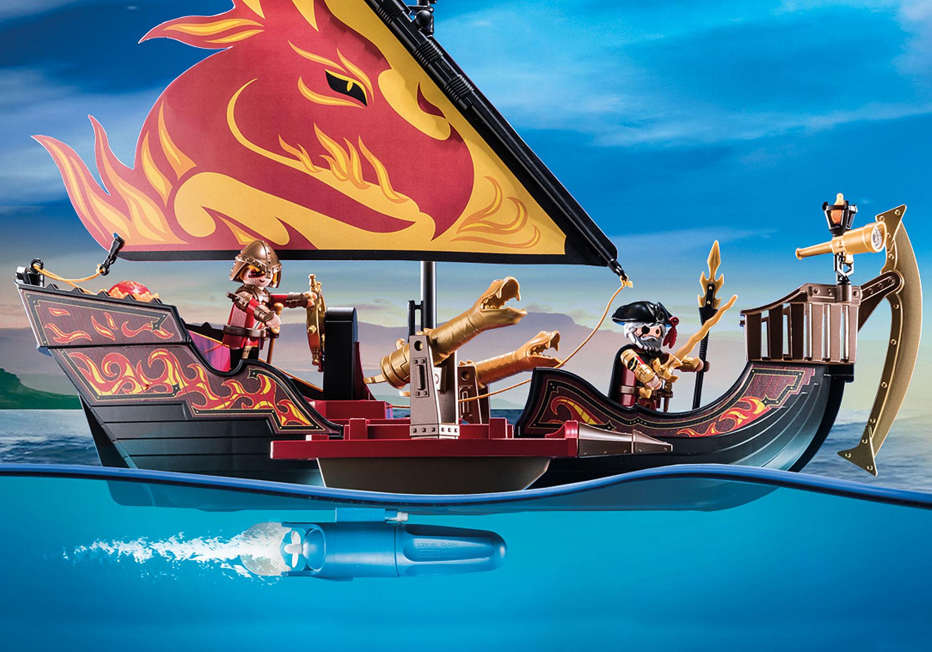 70641 Burnham Raiders Пожарное судно zoom image5