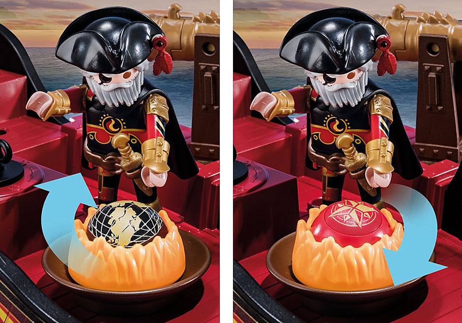 70641 Burnham Raiders Feuerschiff detail image 8