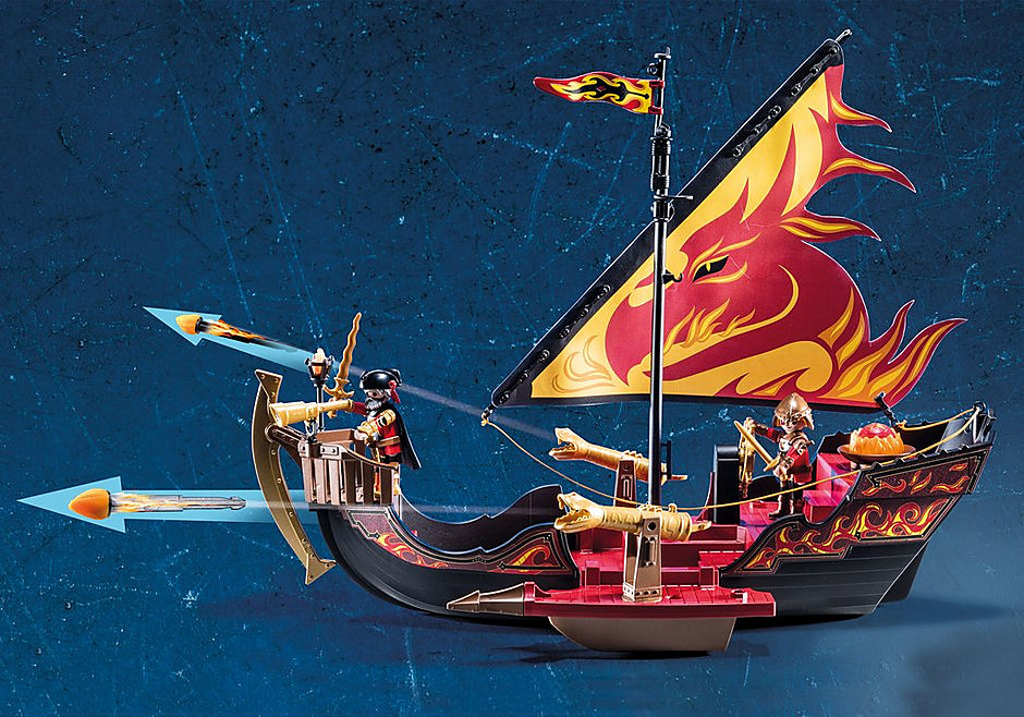 70641 Burnham Raiders Пожарное судно detail image 8
