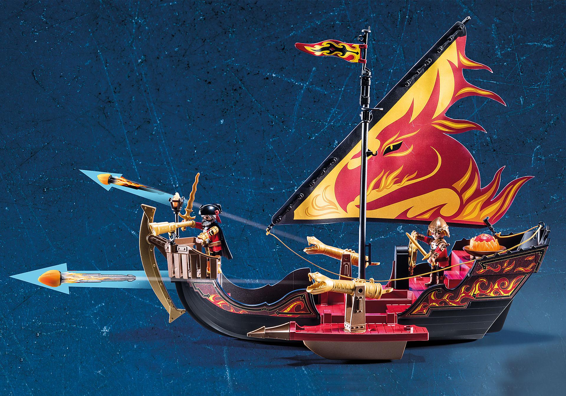 70641 Burnham Raiders Fire Ship zoom image9