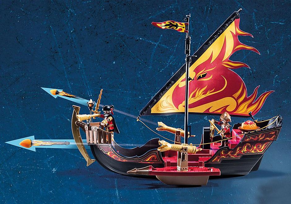 70641 Navire de combat des Burnham Raiders  detail image 9