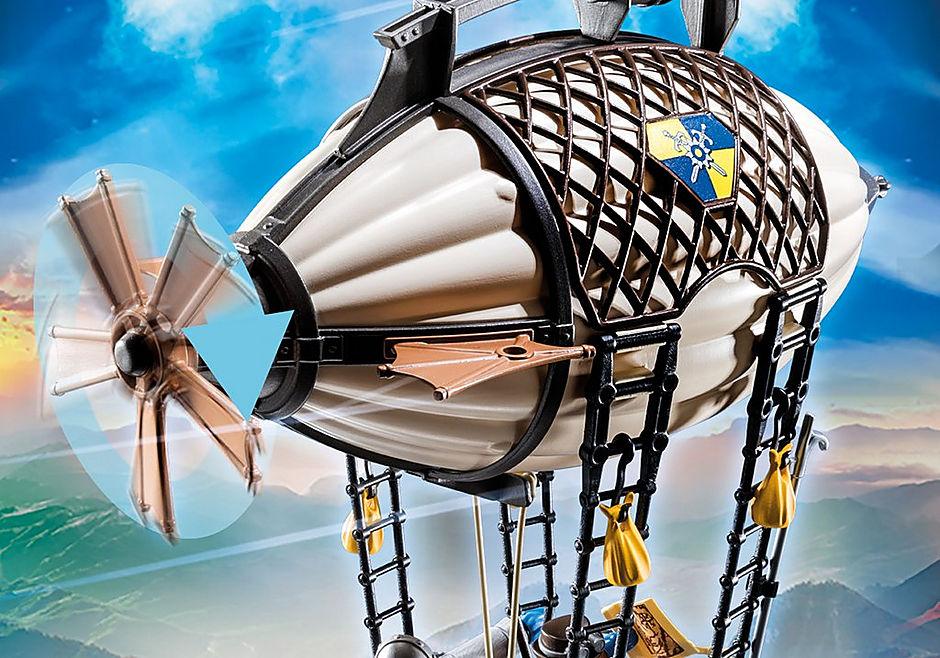 70642 Novelmore Dario's Zeppelin detail image 8