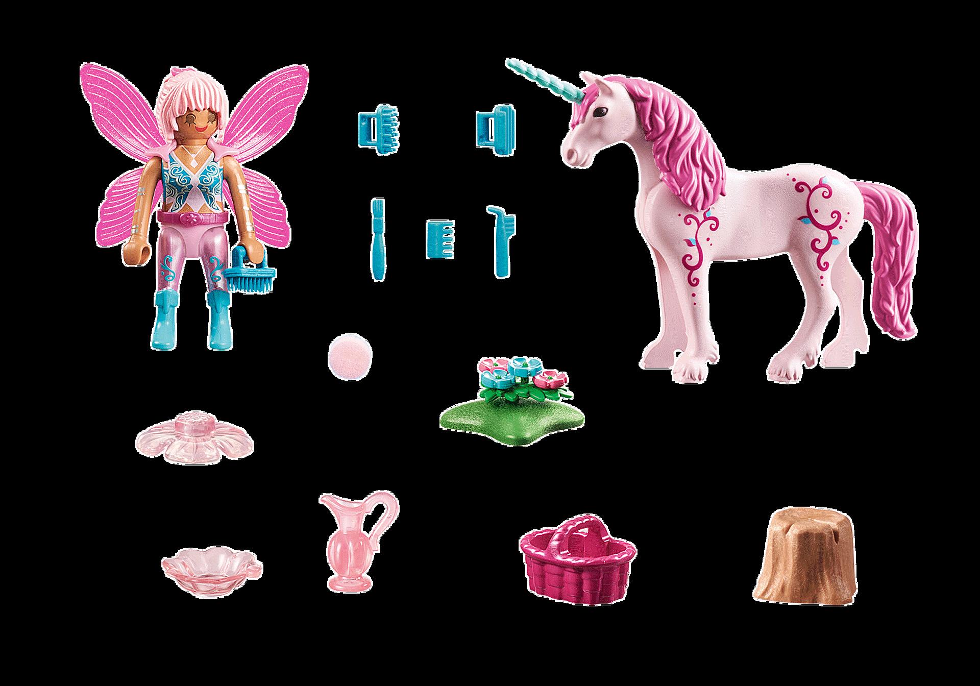 70658 Caretaker Fairy with Unicorn zoom image3