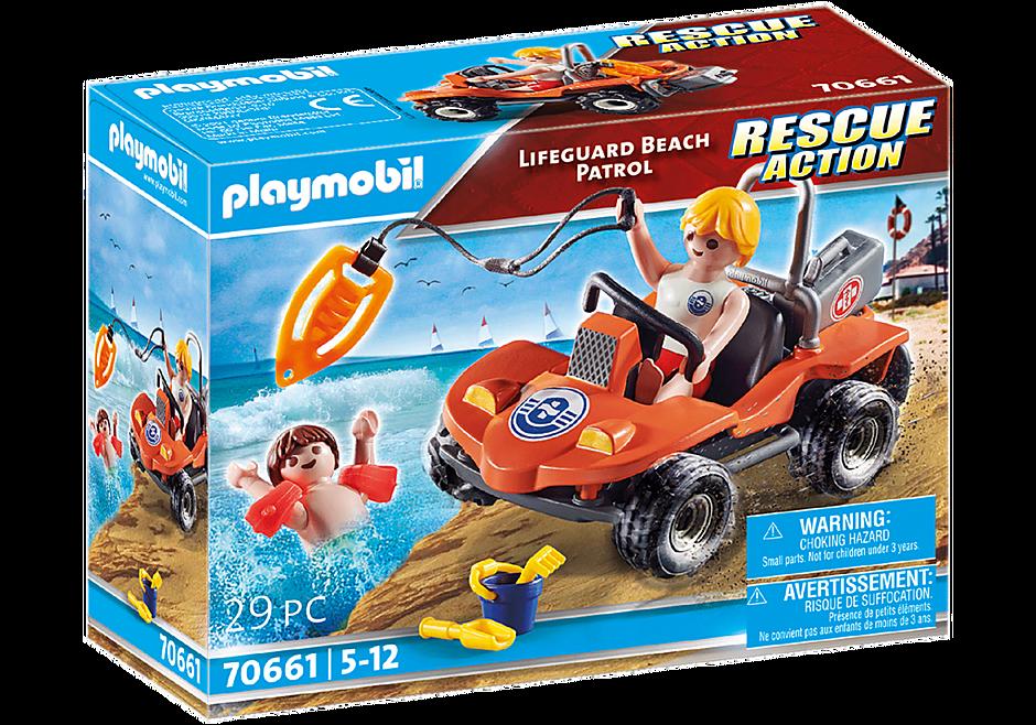 70661 Lifeguard Beach Patrol detail image 2