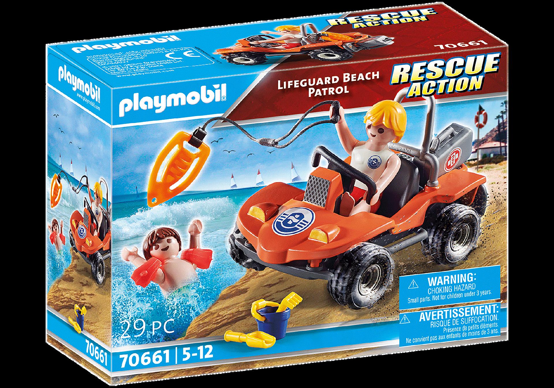 70661 Lifeguard Beach Patrol zoom image2