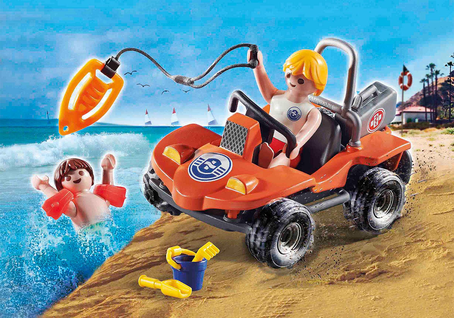 70661 Lifeguard Beach Patrol zoom image1