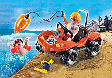 70661 Lifeguard Beach Patrol
