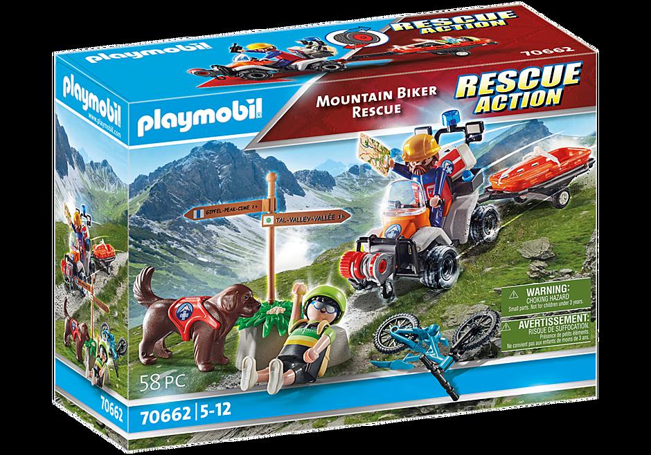 70662 Mountain Biker Rescue detail image 2