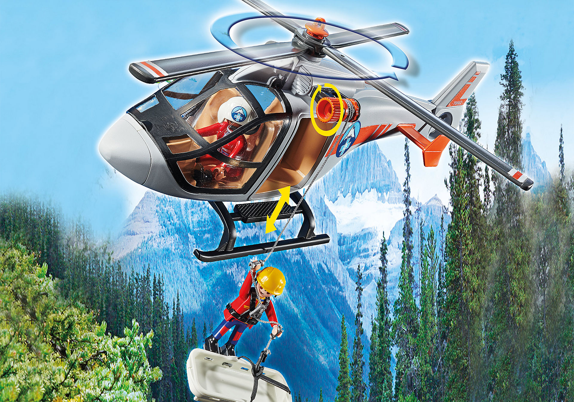70663 Canyon Copter Rescue zoom image4