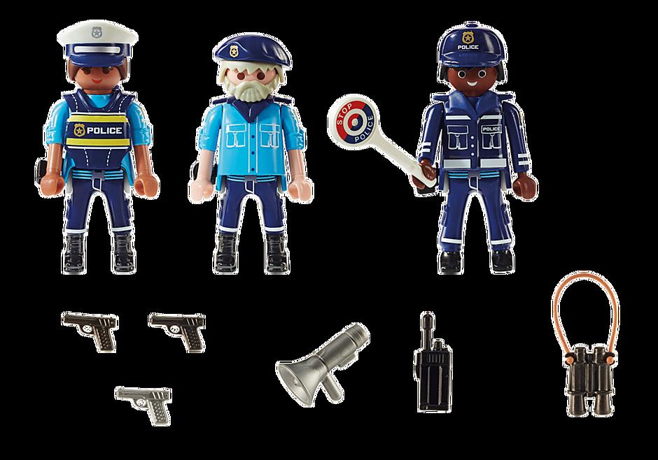 70669 Police Equipe de policiers detail image 3