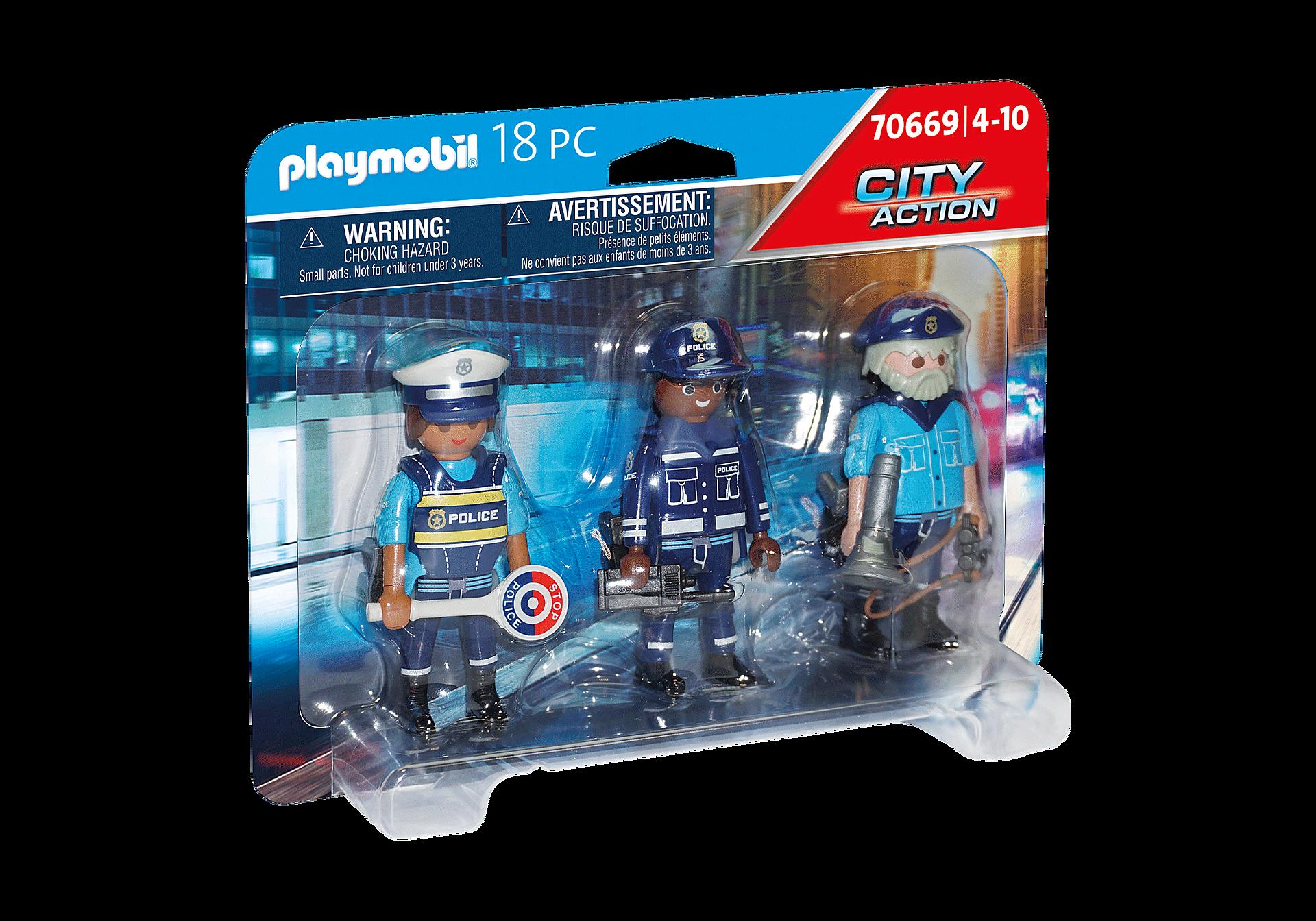 70669 Figurenset Polizei zoom image3