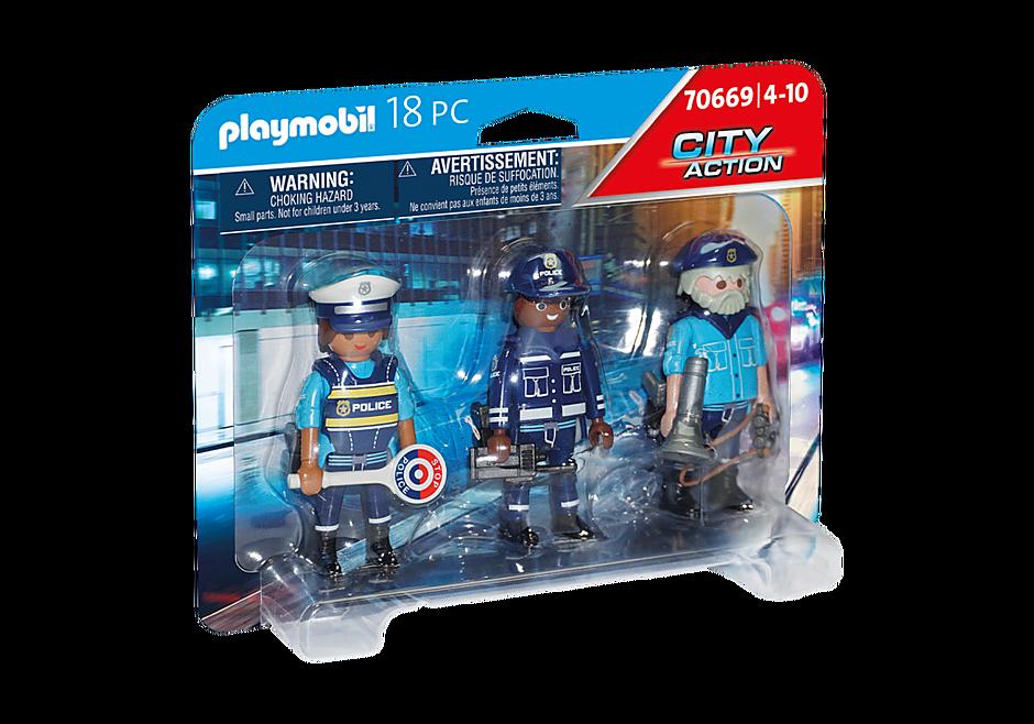 70669 Figurenset Polizei detail image 3