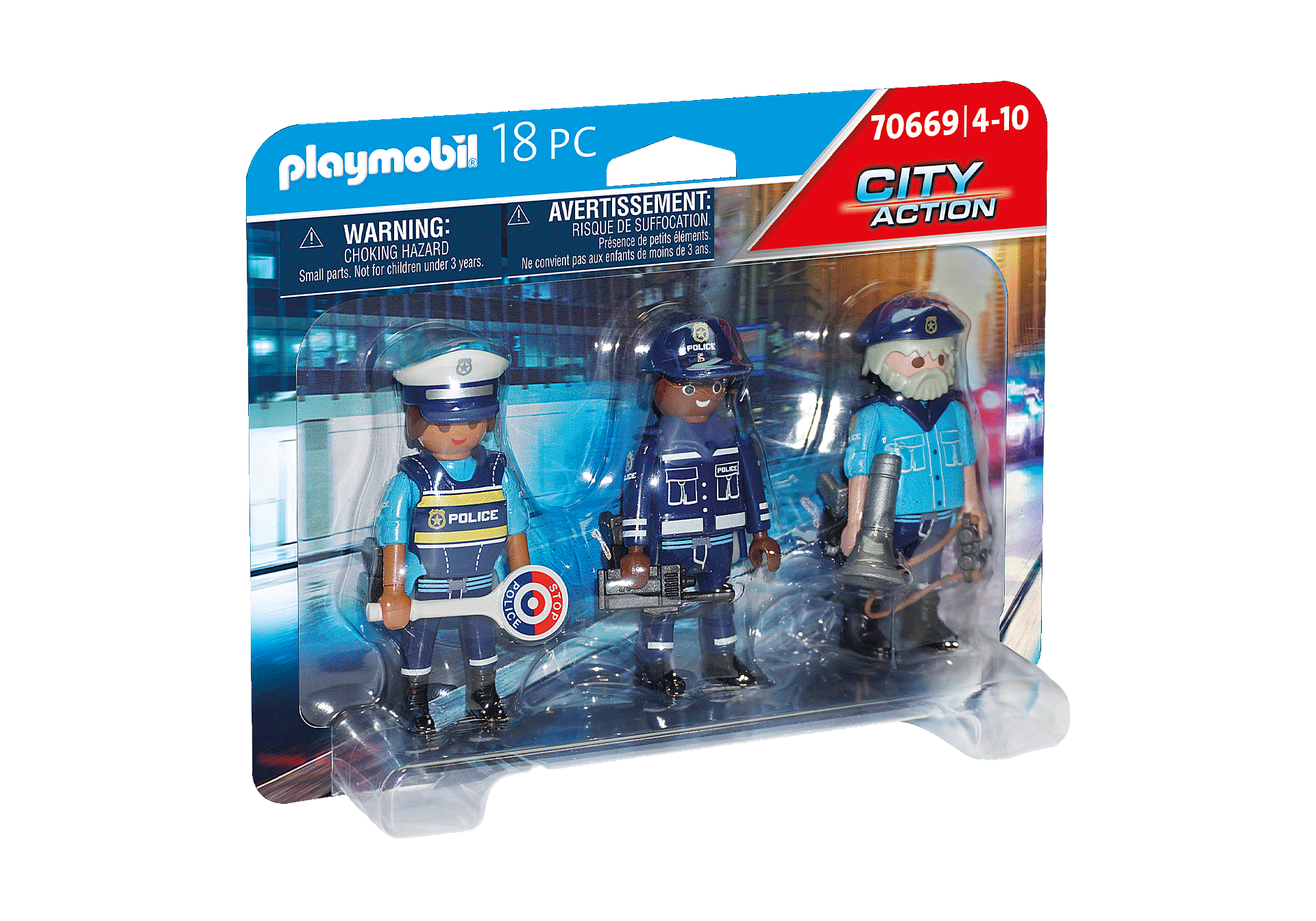 70669 Police Figure Set zoom image2