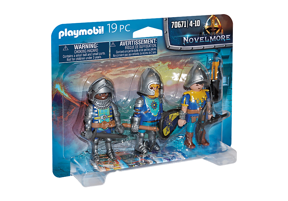 70671 3-ной набор Novelmore Рыцарь detail image 2