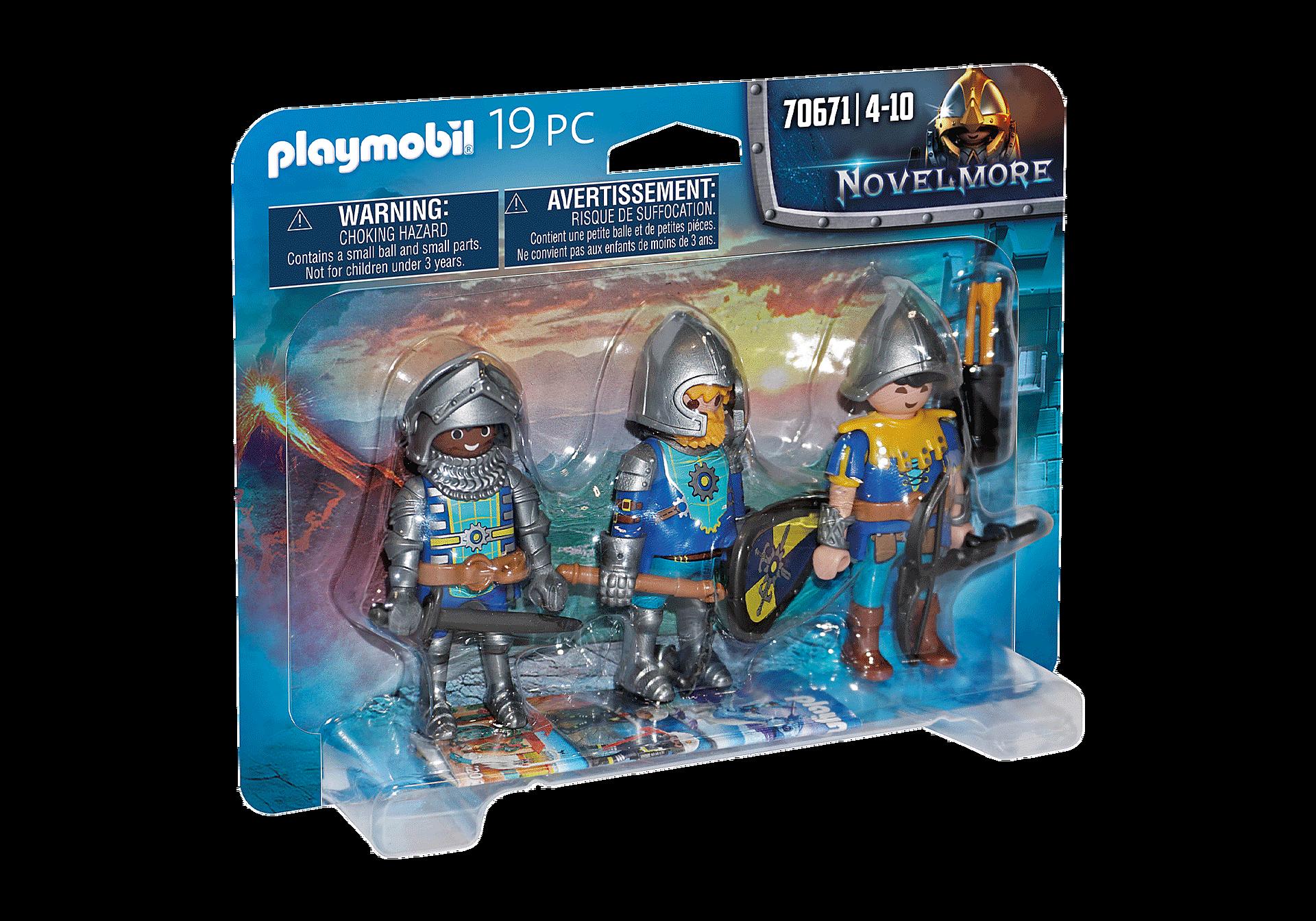 70671 Novelmore Knights Set zoom image2