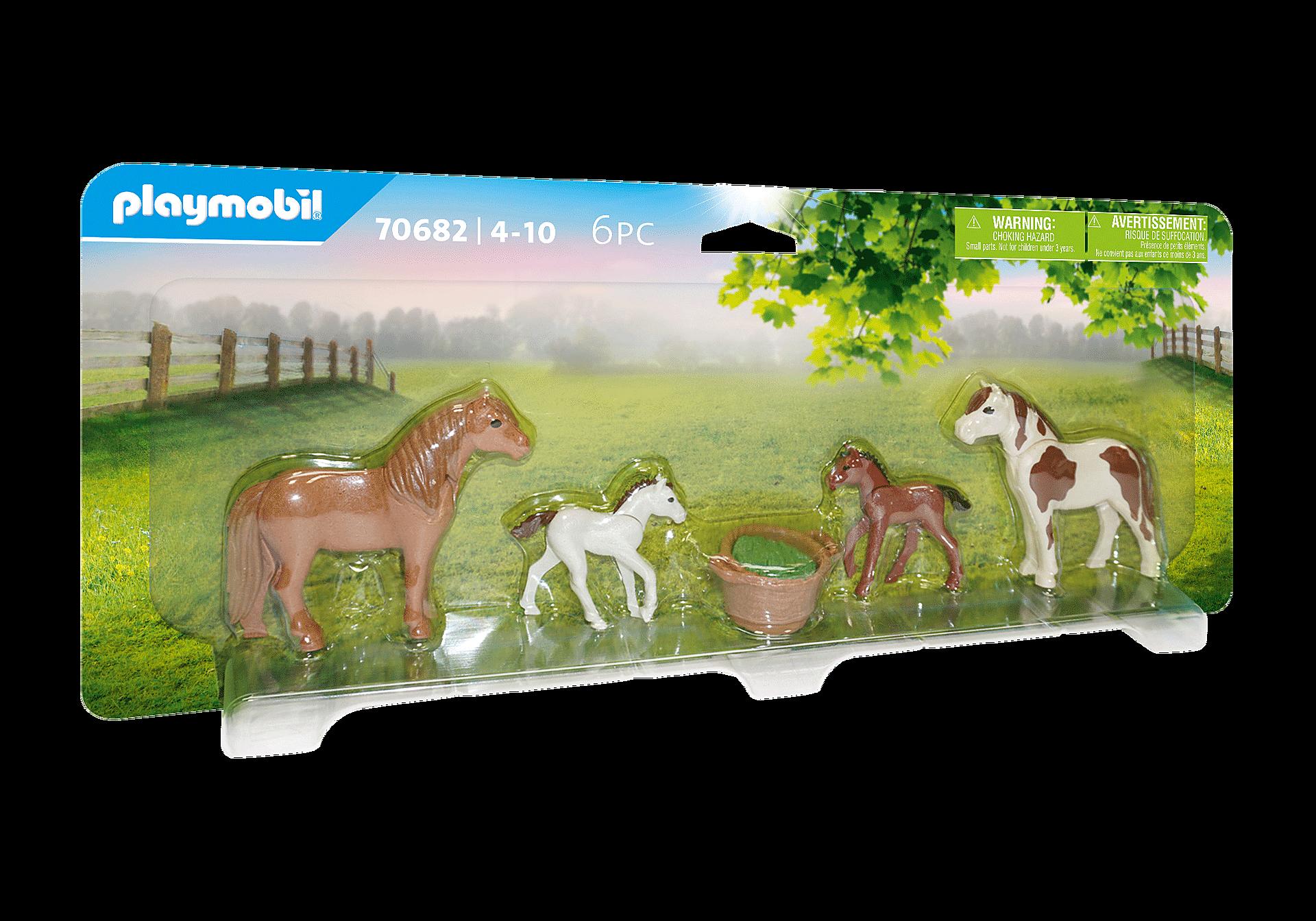 70682 Ponies with foals zoom image2