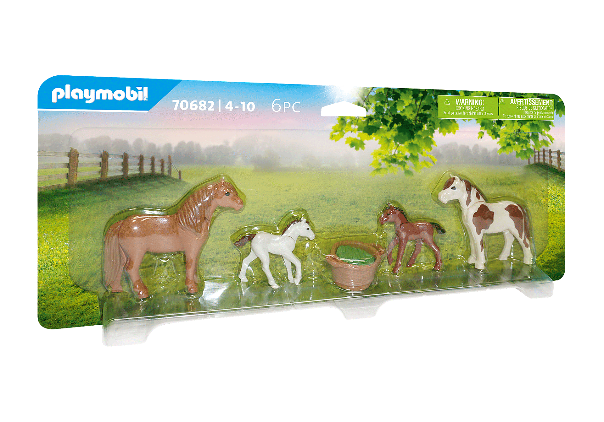 70682 Ponys mit Fohlen zoom image3