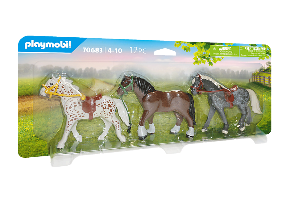 70683 Pony Set detail image 2