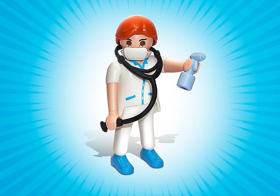 70684 Enfermeira detail image 1