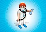 70684 Enfermera